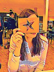 Selfieschablone für Sternenklar