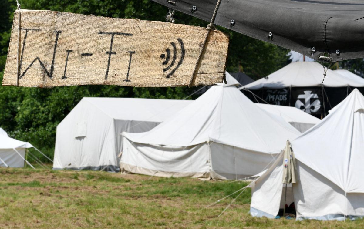 Lebenswelten anerkennen – Pro Smartphones im Zeltlager!