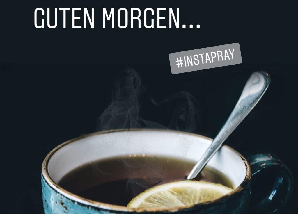 Das Glaubensportal YOUPAX vom Erzbistum Paderborn macht Morgengebete auf Instagram.