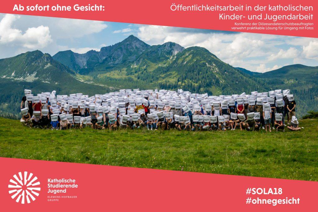Sommerlager ohne Köpfe: Die KSJ Klemens Hofbauer